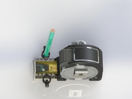 Tape Measure Device – CAD Service