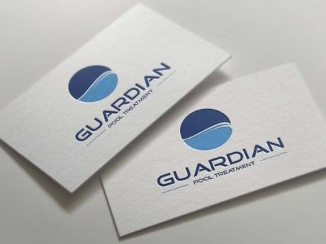Logo for Guardian Pool Treatment LLC