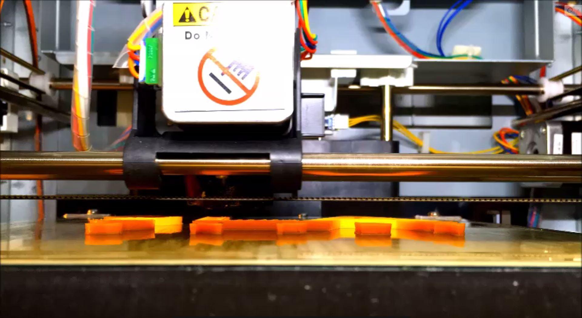 3D Printing LA NPDT