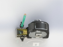 Tape Measure Device – CAD Service
