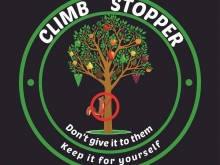 Climb Stopper Logo Design