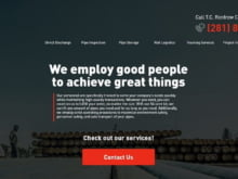 Website Design – TC Renfrow Companies
