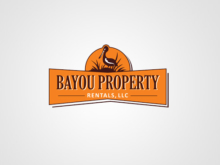 Bayou Property Rentals Logo