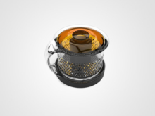 Can Strainer for Tuna Press. Product Design, Prototyping