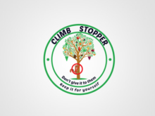 Logo Design – Climb Stopper