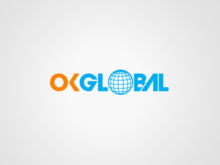Logotype and Marketing Material for OKGlobal