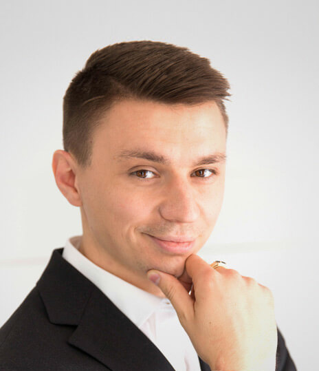 Konstantin Dolgan, LA New Product Development Team