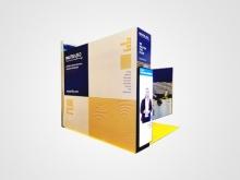 Master Flo Booth Design for OTC 2019