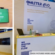 Master Flo Booth Design for OTC 2019
