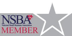 National Small Business Association Logo LA New Product Development Team